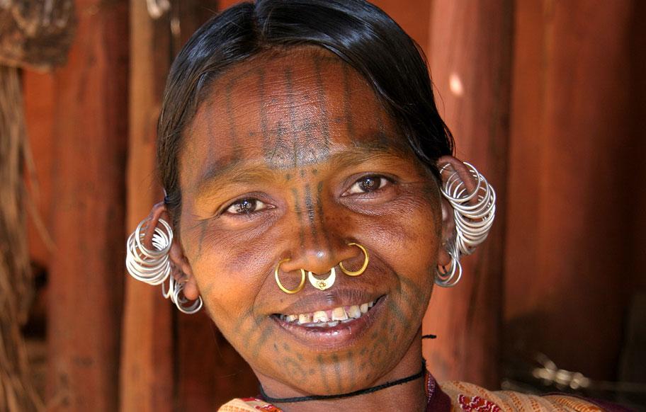 Kutia-kondh-woman