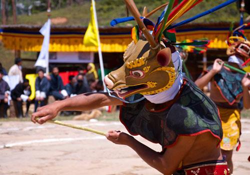 Classical Bhutan